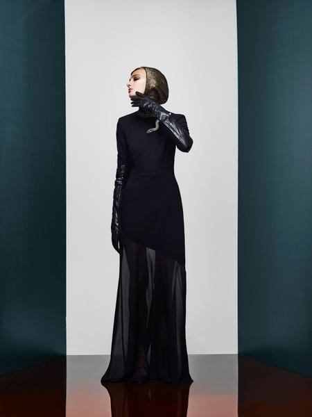 Хозяйка Медной горы: новая pre-fall коллекция A LA RUSSE Anastasia Romantsova   галерея [2] фото [3]