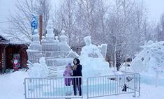 Застывшая сказка: где в Сургуте встретить «Гостью из будущего»