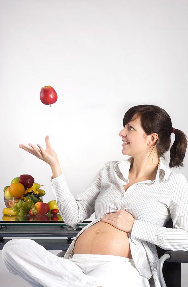 как оставаться худой при беременности