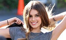 14-летнюю дочь Синди Кроуфорд назвали самой красивой в мире