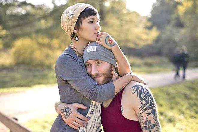 Пьер Эдель с женой Голос 3
