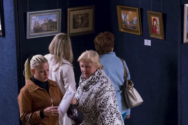неделя, живопись, выставки, картинная галерея, магнитогорск, афиша