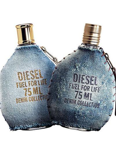 Парные ароматы Fuel for life denim