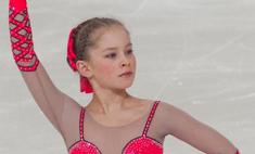 Юлия Липницкая стала заслуженным мастером спорта