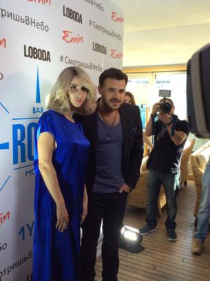 Светлана Лобода на премьере клипа собрала весь шоу-бизнес