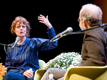 Сьюзан Сарандон и Боб Балабан / Susan Sarandon & Bob Balaban