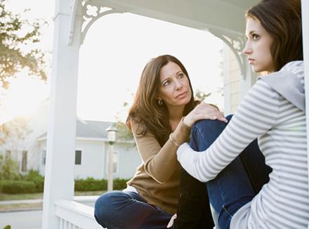 Дочь-подросток не принимает моего партнера