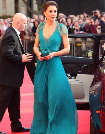Кейт Мидлтон (Kate Middleton) на Олимпийском концерте в Royal Albert Hall