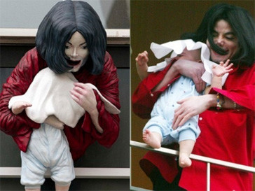 Майкл Джексон, искусство, скандал, Лондон