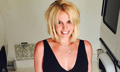 Бритни Спирс сделала ультрамодную стрижку
