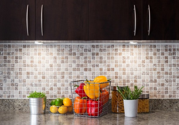 Выбрать материал для кухонного фартука