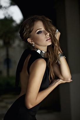 сексапильная девушка самые красивые девушки ростовчанка Светлана Ланова визажист