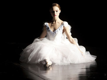 Натали Портман (Natalie Portman) обвинили в неумении танцевать