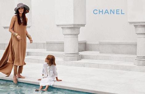 Chanel представил новую рекламную кампанию