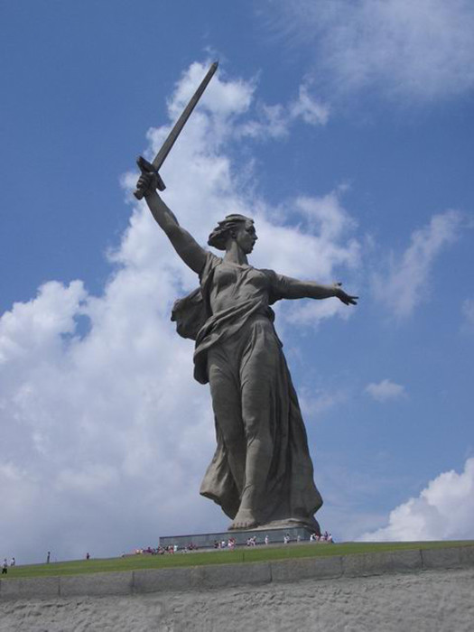 Волгоград, конкурс, Родина-мать, Мамаев Курган, банкноты, деньги, символ города, Родина-мать зовет