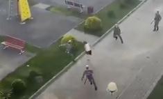 В Сочи постоялец коронавирусного обсерватора устроил догонялки с Росгвардией (видео)