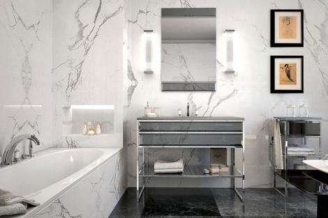 Новая коллекция мебели для ванной Academy от Oasis   галерея [1] фото [8]