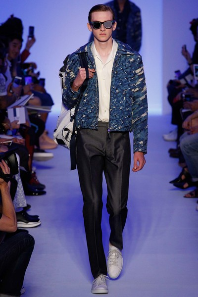 Неделя мужской моды в Париже: лучшие показы | галерея [3] фото [16]