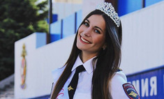 Младший лейтенант поборется за титул «Мисс Студенчество»