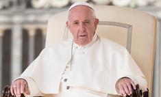 В Уфе обманутым дольщикам посоветовали жаловаться на отсутствие отопления папе римскому. Ну они и пожаловались