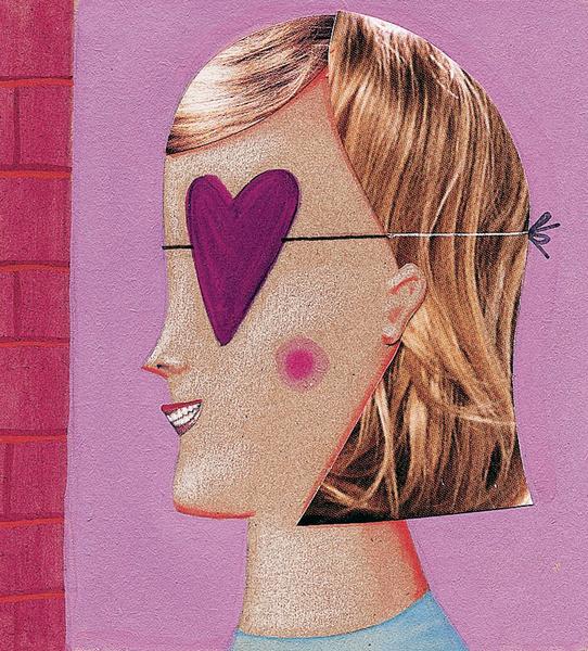 Романтическая влюбленность освобождает нас от сомнений, придает жизни цельность и определенность.