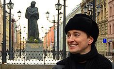 Сергей Безруков: «Гоголь любил спагетти, а в карманах носил конфетки»