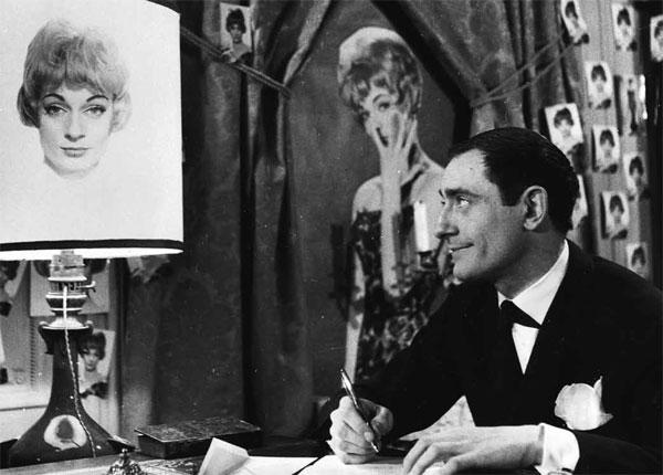 """""""Воздыхатель""""/ """"Le soupirant"""" , реж. Пьер Этекс/ Pierre Etaix (1963)"""