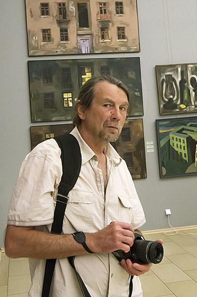 Полуэктов, Наша Магнитка, афиша, Магнитогорск, выставка, картинная галерея,