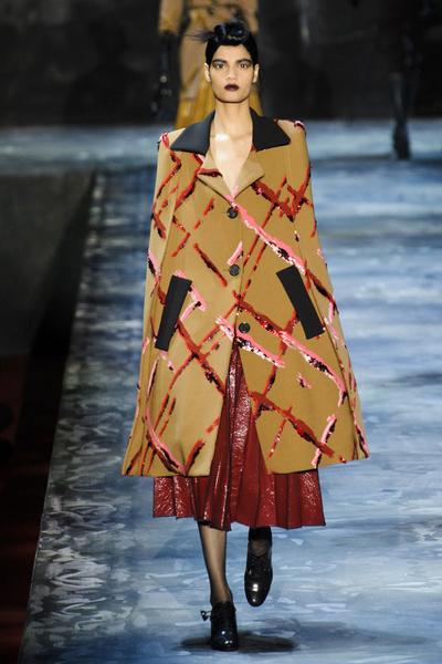 Показ Marc Jacobs на Неделе моды в Нью-Йорке   галерея [1] фото [32]