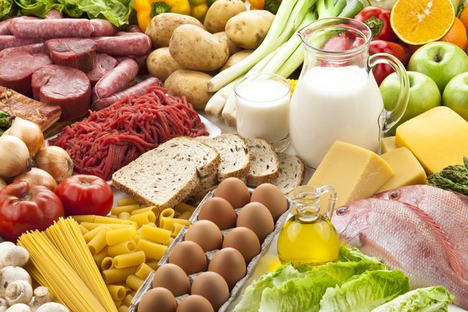 Правила правильного питания для похудения женщин  основы, рацион ... 8b6ee6dd3ab