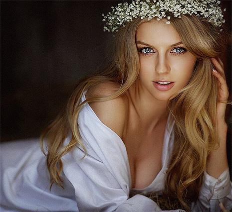 Алена Филинкова, модель, фото