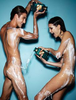 Рекламная кампания аромата Neroli Portofino