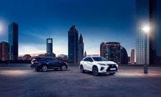 Lexus RX готов к заказу!
