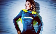 Бал-маскарад: Таня Терешина сшила себе платье