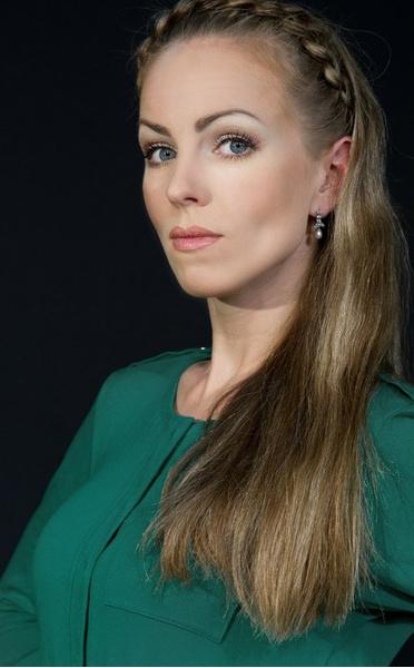Елена Кайзер - красноярская актриса