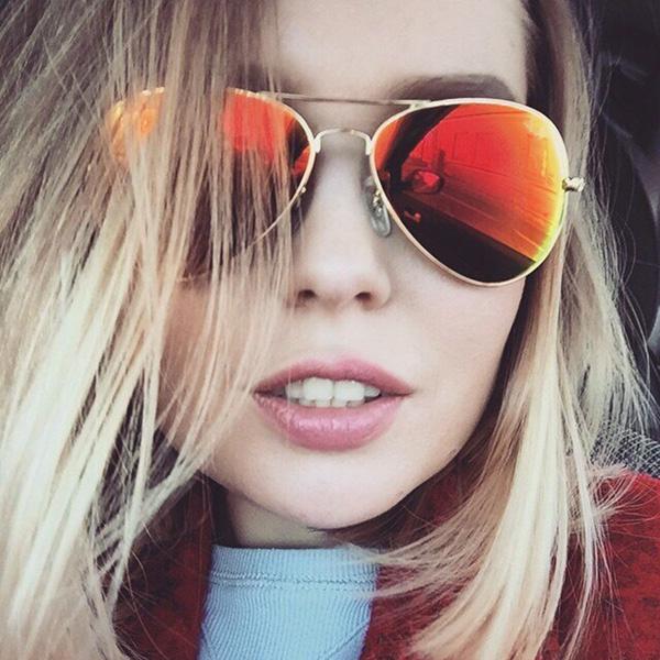 модные очки фото