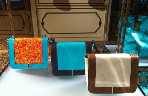 Александр Терехов презентовал капсульную коллекцию сумок для бренда Coccinelle