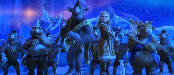 «Снежная королева-2: Перезаморозка»