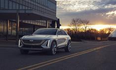 Это все «Лирика»: Cadillac показал отпадный электрокроссовер
