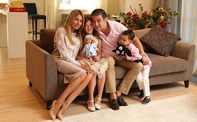 Гарик Мартиросян: семья, личная жизнь
