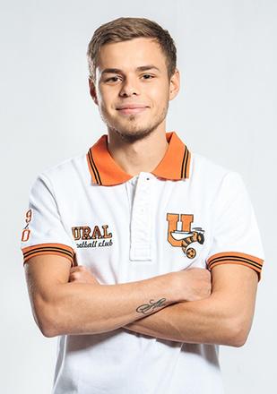 Сергей Серченков, ФК «Урал», фото