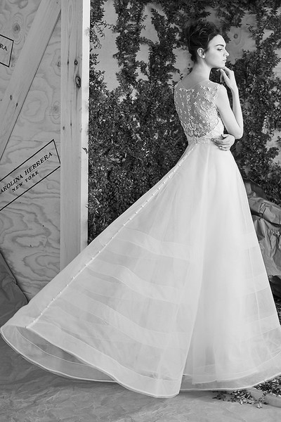 Лучшие коллекции Недели свадебной моды   галерея [7] фото [4]
