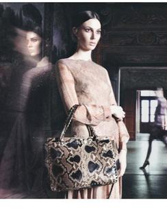 Рекламная кампания Valentino, сезон осень-зима 2011/2012