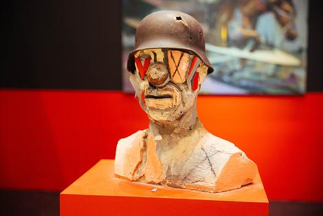 В Москве пройдет аукцион в поддержку уличного искусства   галерея [1] фото [10]