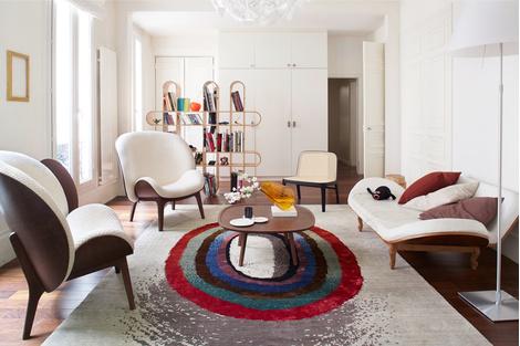 Лучшие интерьеры квартир 2014: вспомнить всё! | галерея [2] фото [6]