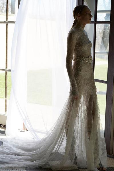 Лучшие коллекции Недели свадебной моды   галерея [4] фото [13]