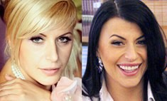 Шик! Рената Волкиевич из шоу «Голос» стала блондинкой?