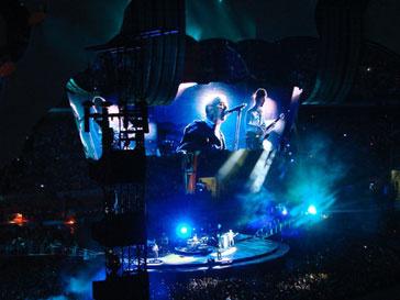 Концерты U2 посетят 7 млн человек