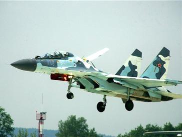 Бригада инженеров, обслуживавшая Су-27 понесла потери