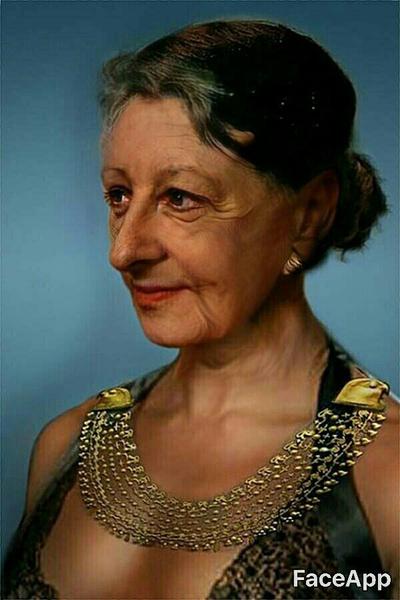 легендарные красавицы в старости Клеопатра